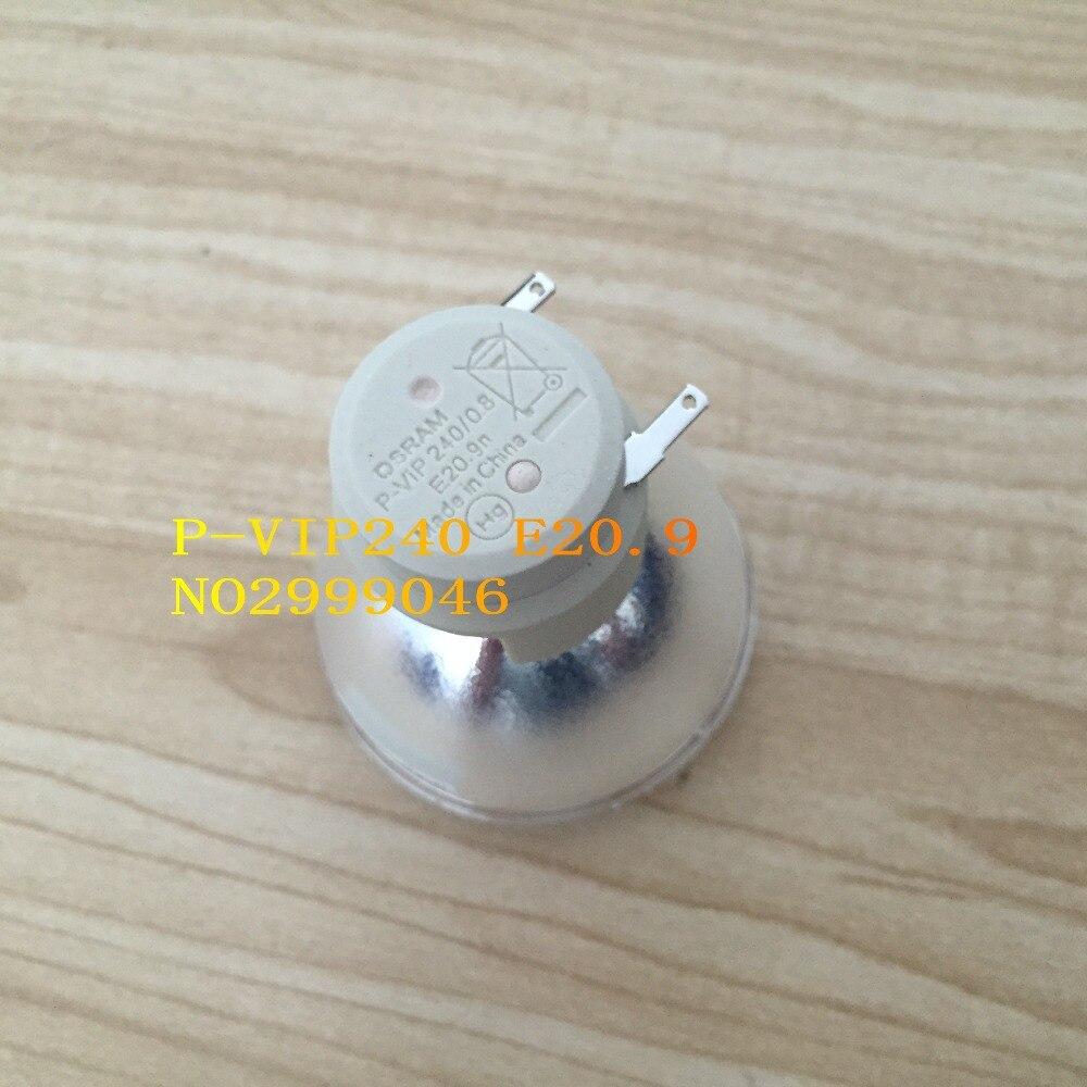 Lâmpada para Benq só sem Habitação Lâmpada Original 5j. Jee05.001 W1110 W2000 Ht2050 Projetores.
