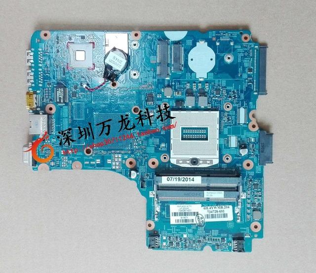 734087-601 734087-001 frete grátis para hp probook 440 g1 notebook 734087-501 para hp probook 450 g1 laptop motherboard