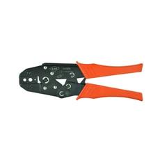 Коаксиальные инструменты для ручного обжима LS-02H для коаксиальных кабелей BNC, волоконно-оптический, RG58 RG59 RG62 плоскогубцы шестигранные щипцы