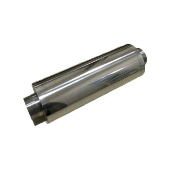 цена на 1.2 inch 40mm   ss silencer use for high pressure air ring blower/side channel vacuum pump