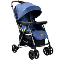 Pouch Baby Stroller Can Lie and Sit Full Awning Two way Implementation Of Shock Absorber Baby Carrier