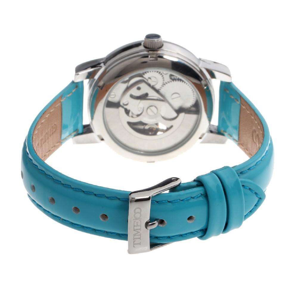 c1395bda44a8 Time100 W80050L.11A Reloj mecánico de horóscopos Aquarius para ...