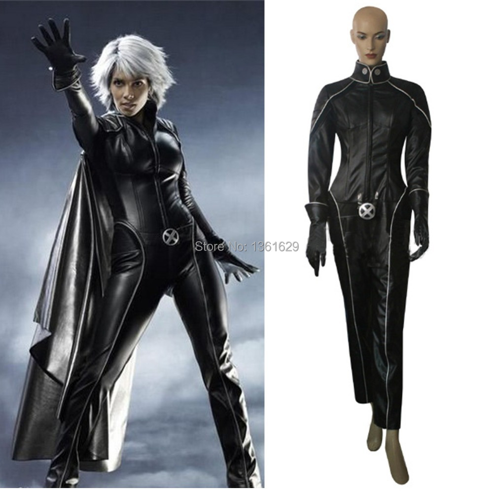 online shop moive role cosplays costume x men storm ororo munroe
