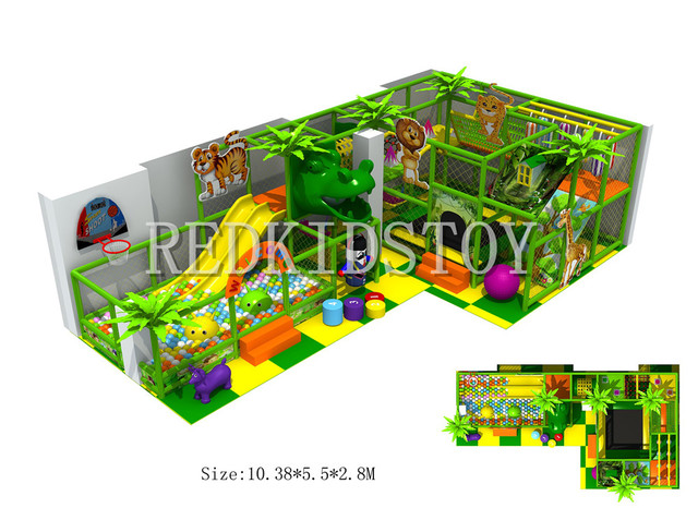 Exported to Costa Rica Indoor Play Structure CE Approved Eco ...