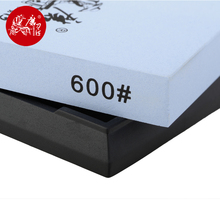 TAIDEA T7060W Corundum Stone 600 Grit Knife sharpener ,Superfine white corundum whetstone