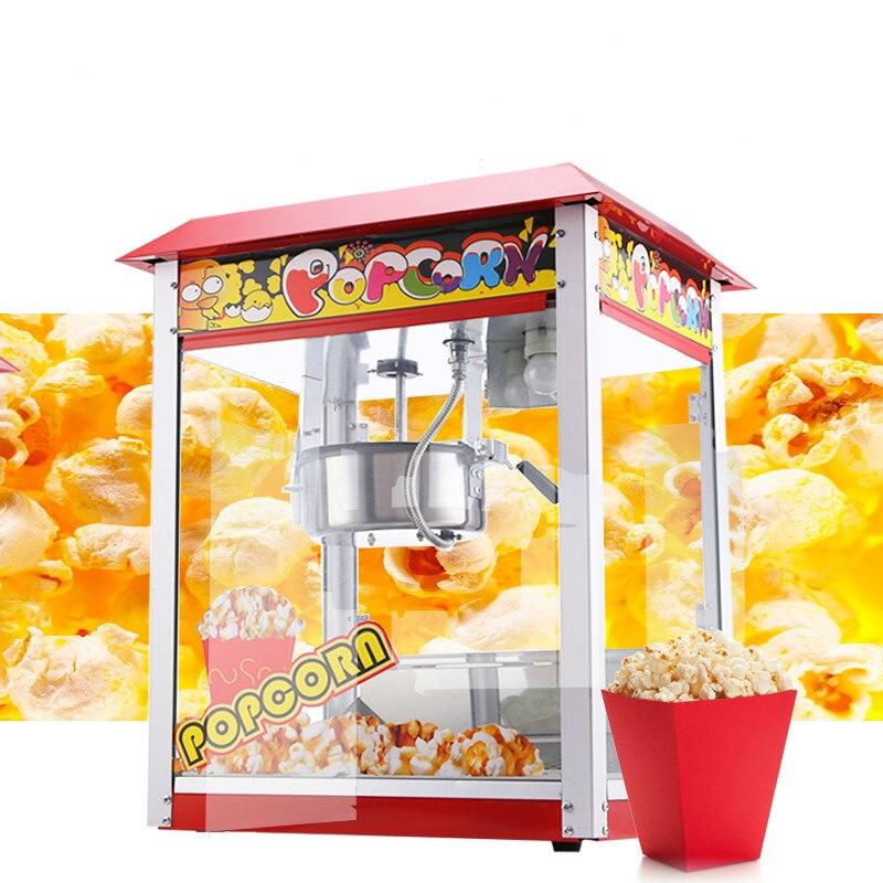 La machine à pop-corn Bumblebee est une extrudeuse commerciale automatique de grains et de grains.