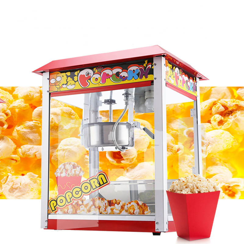 Bumblebee popcorn machine is a commercial automatic grain and grain extruder. multifunctional corn and rice puffing machine grain bulking extruder machine puffed maize snacks making machine zf