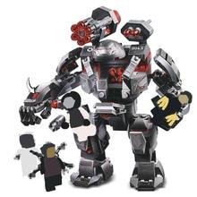 Superheros Avengers 4 Marvel Endgame Figures Building Blocks Bricks Toys Compatible Brand 76124 76125 Gift For Children