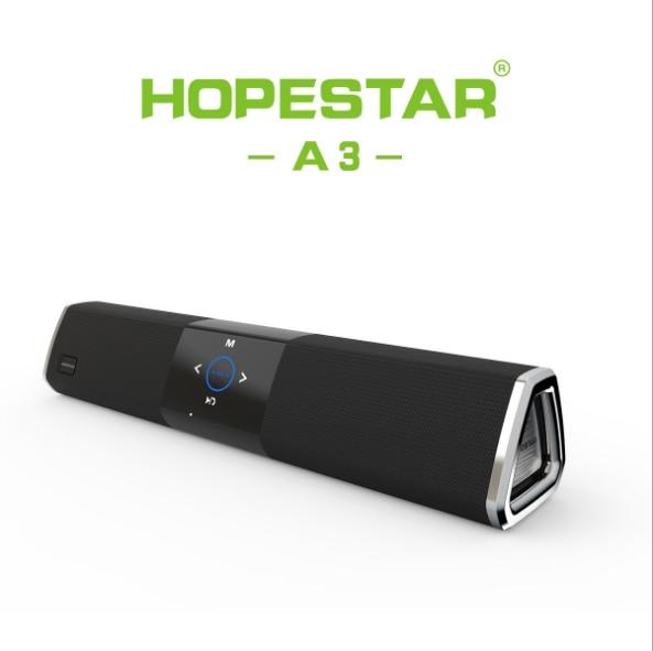 A3 NFC sans fil Bluetooth haut-parleur 20W caisson de basses stéréo boîte Portable haut-parleur FM TF carte pour téléphone ordinateur TV barre de son