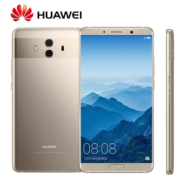 Global Rom Huawei Mate 10 Android 8.0 OTA Update Kirin970 Octa Core...