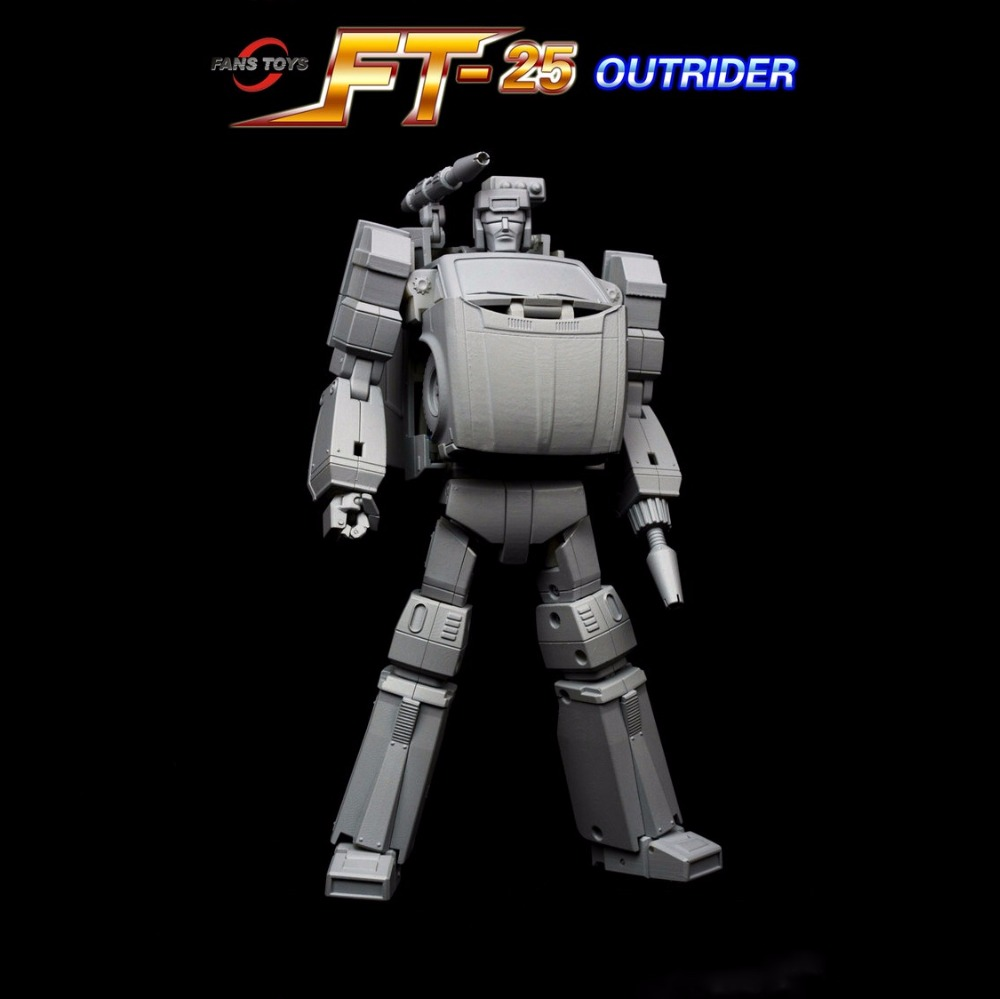 [Show.Z Store] [Pre-order] FansToys FT-25 Outrider Fans Toys Transformation Figure Toy [show z store] [pre order] fanstoys ft 25 outrider fans toys transformation figure toy