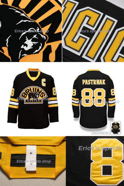 best service d4d13 13555 Cheap MEN'S Boston Bruins JERSEY David Pastrnak #88 ICE ...