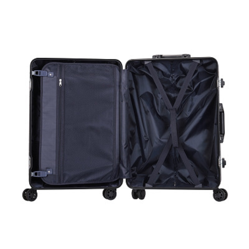High quality, Colorful sleek minimalist 16/20/24/28 inch size PC Rolling Luggage Spinner brand Travel Suitcase - 4