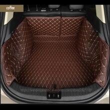 wenbinge Special car trunk mat for Tesla Model S model X Dodge charger Caravan Caliber Avenger Journey Cargo Liner accessories