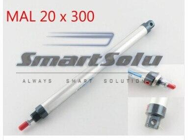 Pneumatique 20mm Bore 300mm Stroke Double Intérim Piston Air Cylindre