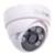 Gadinan CMOS 800TVL/1000TVL Segurança Lente de 2.8mm IR 6 LEDs Matriz CCTV Interior Cam Night Vision Vigilância HD Câmera Dome