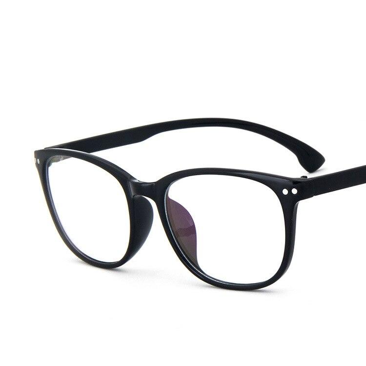 ୧ʕ ʔ୨Oval Nerdy Vintage/Retro Acetate Full Rim Optical ...
