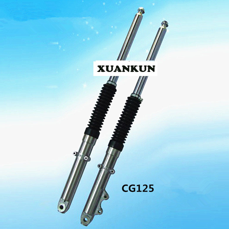 Modified Front Shock Absorber Of CG125 Motorcycle ABC Of Disc Brake Front Fork Shock Absorber