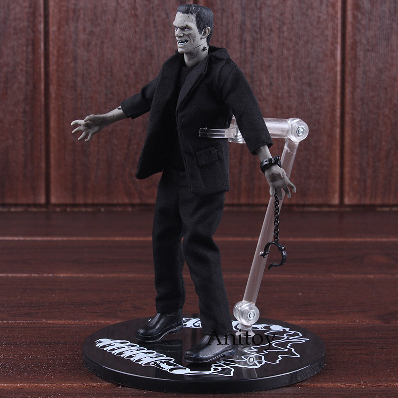 Image 5 - Action Figure Frankenstein Mezco Toys Mary Shelleys Frankenstein One:12 Collective BJD PVC Figure Collectible Model ToysAction & Toy Figures   -