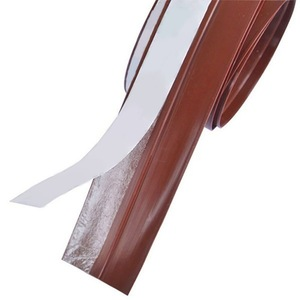 Image 5 - Silicone Self Adhesive Weather Stripping Under Door Draft Stopper Window Seal Strip Noise Stopper Insulator Door Sweep Prevent