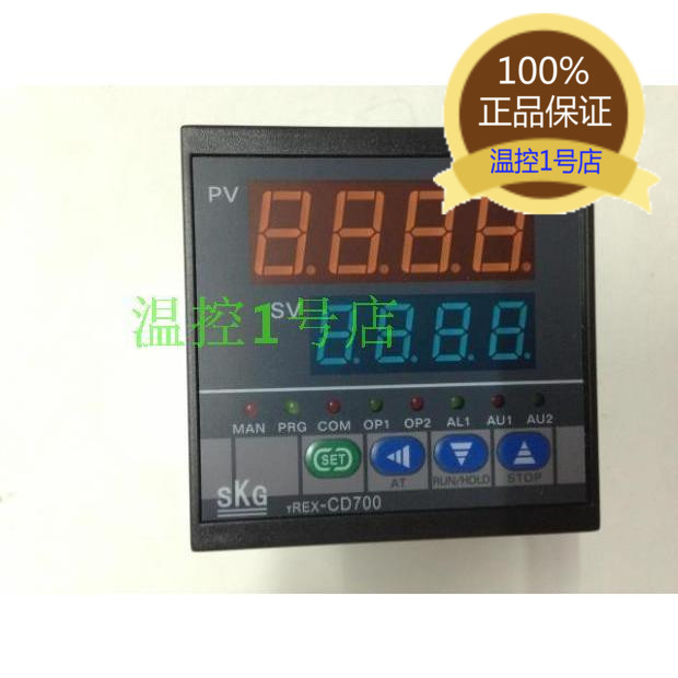 SKG high precision temperature controller TREX CD700FK01 G smart meter AT CD700SKG high precision temperature controller TREX CD700FK01 G smart meter AT CD700