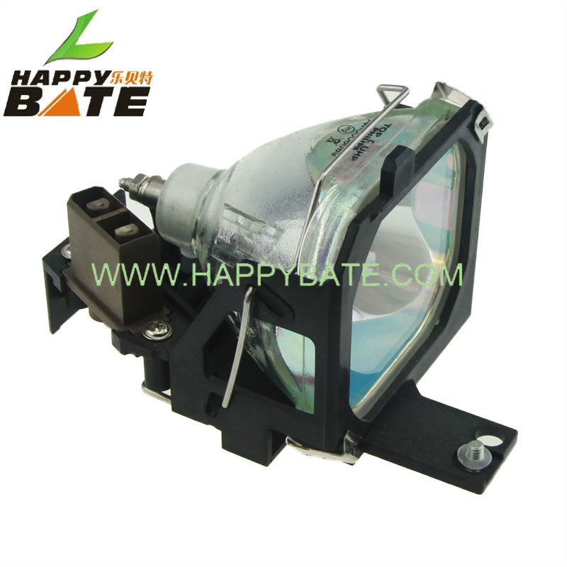 HAPPYBATE Replacement Projector Lamp ELPLP07/V13H010L07 for EMP-5550 / EMP-7550 / PowerLite 5550C /PowerLite 7550C With Housing
