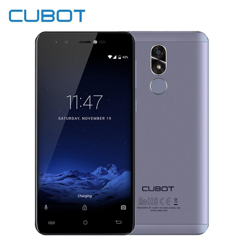 CUBOT R9 3G 5 0 Inch Smartphone Fingerprint Android 7 0 2GB RAM 16GB ROM 13
