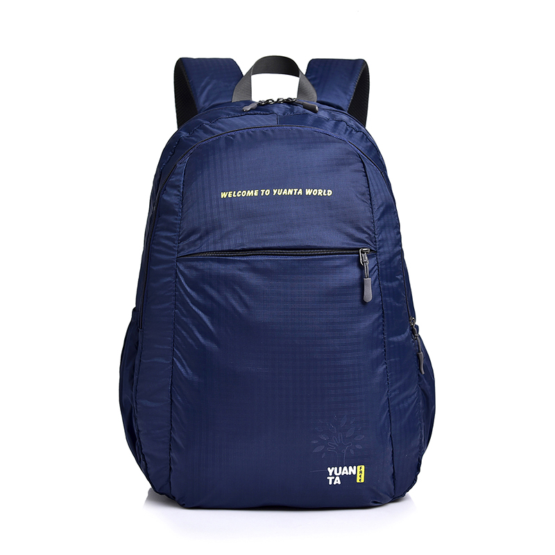 New Winter Solid Backpack Black School Bag Contracted Joker Man  Women Travel Backpack Lightweight Leisure Bag Waterpoof