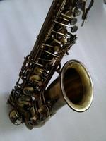 NEW Sax 2018 New Franch Selmer Antique Copper Simulation Bronze 802 Saxophone Alto Ed Tone With