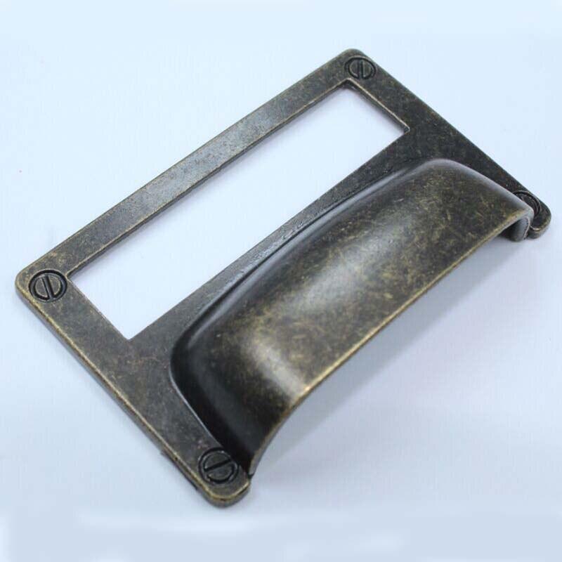 32 мм село старинные бронзовые мебельные ручки тянет античная латунь выдвижной ящик для шкафа комод двери тянет ручки