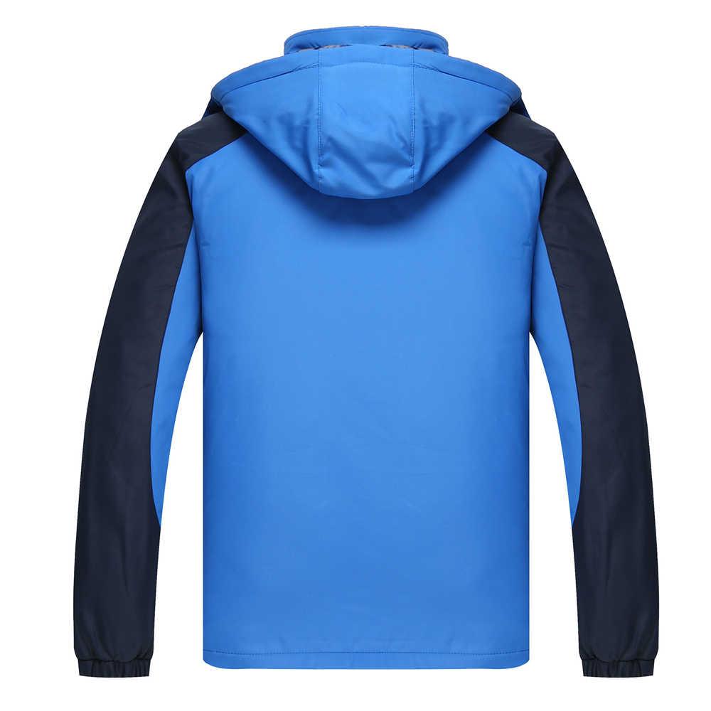 YIHUAHOO トラックスーツ男性ベルベット毛皮の冬のジャケット + パンツ 2 枚の服セットフード付きスポーツウェアスウェットトラックスーツ男性 MS-8619