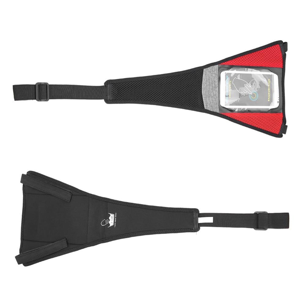 Τσάντα για σκελετό ποδηλάτου με προστατευτική θήκη smartphone msow