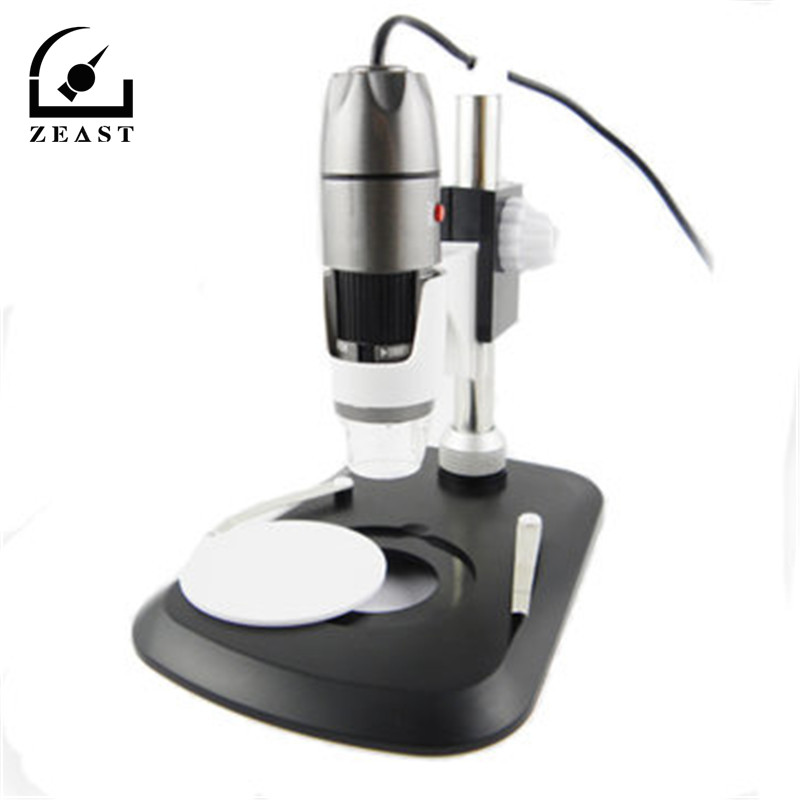 40X-1000X  USB Digital Microscope 1000X 8 LED 2MP Endoscope Magnifier Camera HD CMOS Sensor +Stand40X-1000X  USB Digital Microscope 1000X 8 LED 2MP Endoscope Magnifier Camera HD CMOS Sensor +Stand