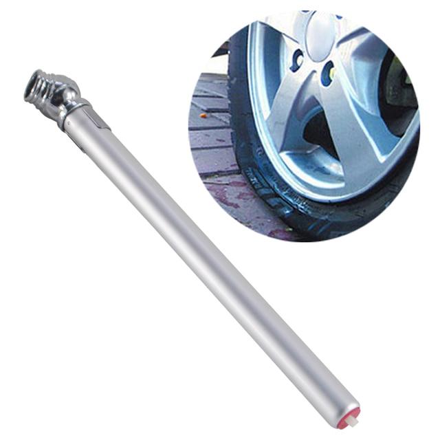 Draagbare Autoband Luchtdruk Test Meter Gauge Pen Nood Gebruik Motorfiets Bandenspanning Test Meter Tester Auto Styling
