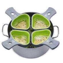 Инструменты для пасты, складные силиконовые фильтры для дуршлага, кухонный фильтр для спагетти, корзина для плиты, дуршлаг, кухонные инструменты для выпечки