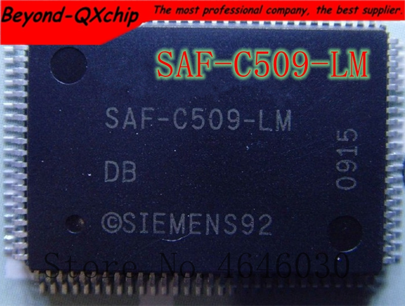 Free Shipping 3pcs lot SAF C509 LM SAF C509 C509 QFP 100 NEW Best quality