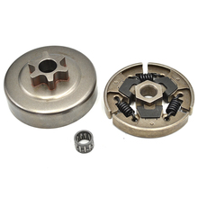 3/8 6Teeth Clutch Drum Needle Bearing Fit STIHL 017 018 021 023 025 MS170 MS180 MS230 MS210 MS250