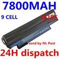 7800 mah batería del ordenador portátil para acer aspire one 522 d255 722 AOD260 D255 D255E D257 D257E D260 D270 E100 AL10A31 AL10B31 AL10G31