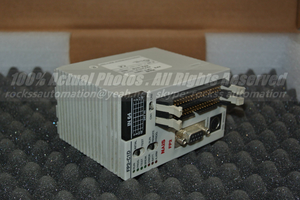 FP2 CPU Unit AFP2212 FP2-C1D Used In Good Condition With Free DHL / EMS fp3 input unit afp33023 used in good condition with free dhl