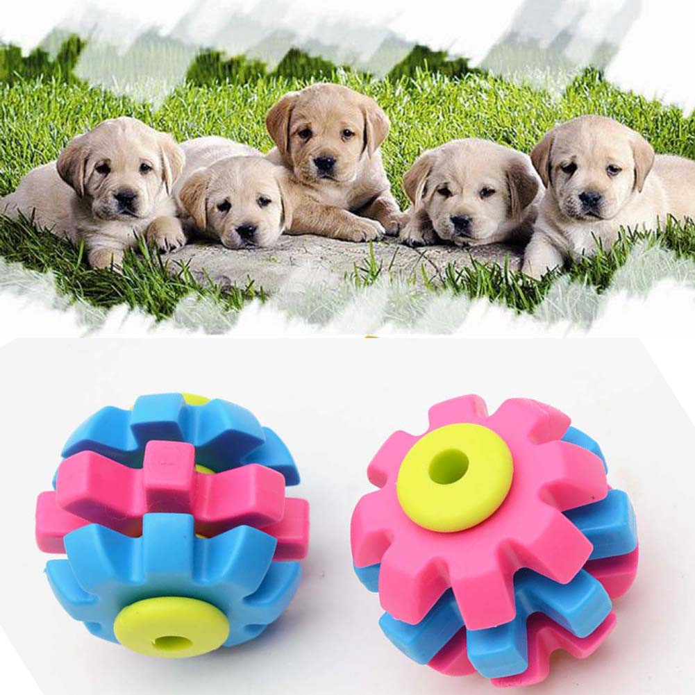 New Silicone Pet Products Dog Supplies Pet Toys Ball Squeaky Toy Quack Hondenspeelgoed Chew Tools Teeth Cleaning Tools