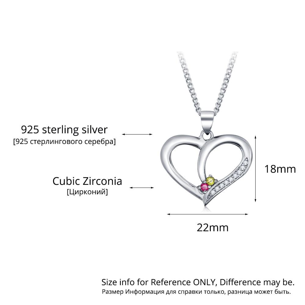 Εξατομικευμένο όνομα DIY καρδιά - Κοσμήματα μόδας - Φωτογραφία 4