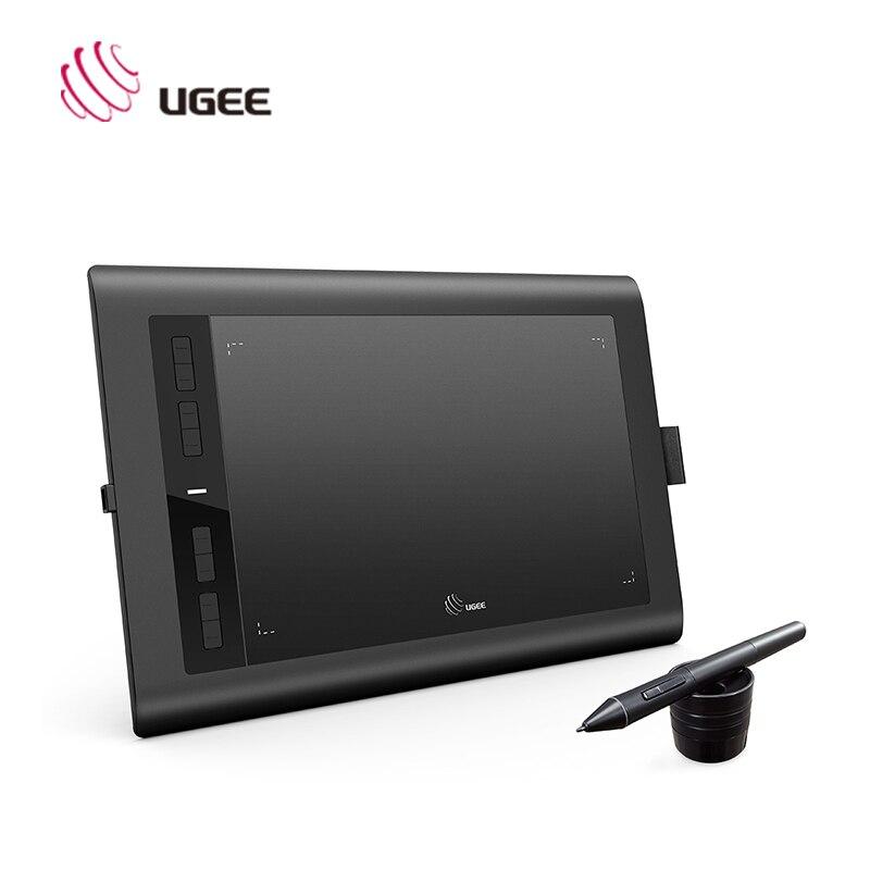 Digital Tablet HK1060 Pro 10*6 inch Graphics Tablet With Pen 2048 Level Digital Drawing tablet l Pen ugee m708 digital tablet graphics drawing tablet pad with pen 2048 level digital pen good as huion h610 pro