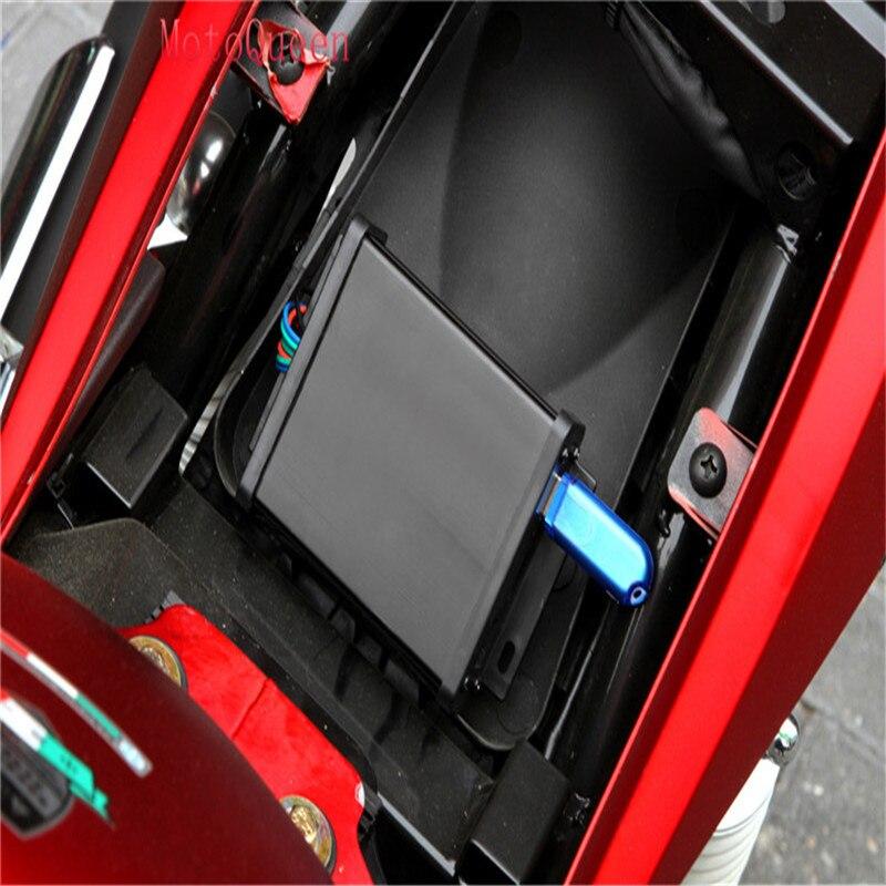 MotoQueen 35w * 4 motor kenderaan speaker kotoran basikal mp3 pemain - Aksesori dan bahagian-bahagian motosikal - Foto 4