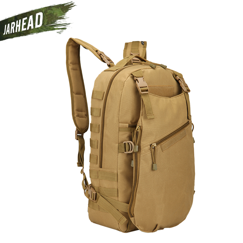 ФОТО High Quality Outdoor Military Camouflage Tactical Assault Knapsack Men Mountaineering Rucksack Hiking Riding Camping Backpack