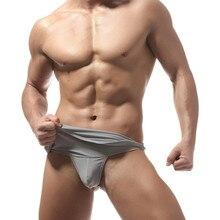 Sexy men nylon underwear mens sleep lounge pajama bottoms comfortable sexy man home solid sleep bottoms 6 color M L XL XXL