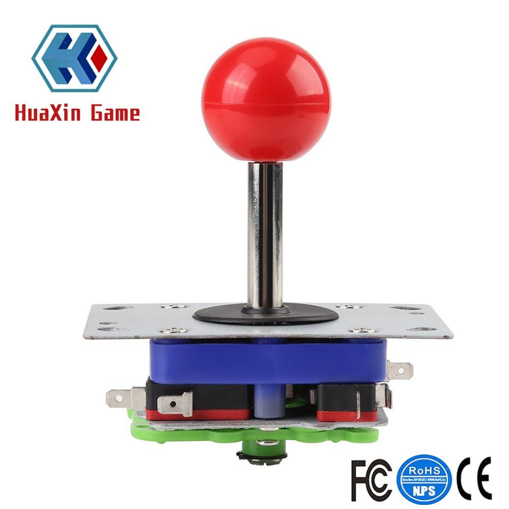 2 PCS Classic Arcade Joystick ZIPPYY Style 2/4/8 Way Game Joystick Ball For Arcade Gaming