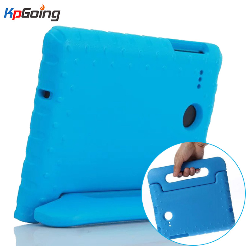 For Samsung Galaxy Tab E 8.0 Case T377 T337A T377P Shockproof EVA Foam Protective Cover For Samsung Tab E 8.0 Cute Kids TV Stand kingsons external charging usb function school backpack anti theft boy s girl s dayback women travel bag 15 6 inch 2017 new