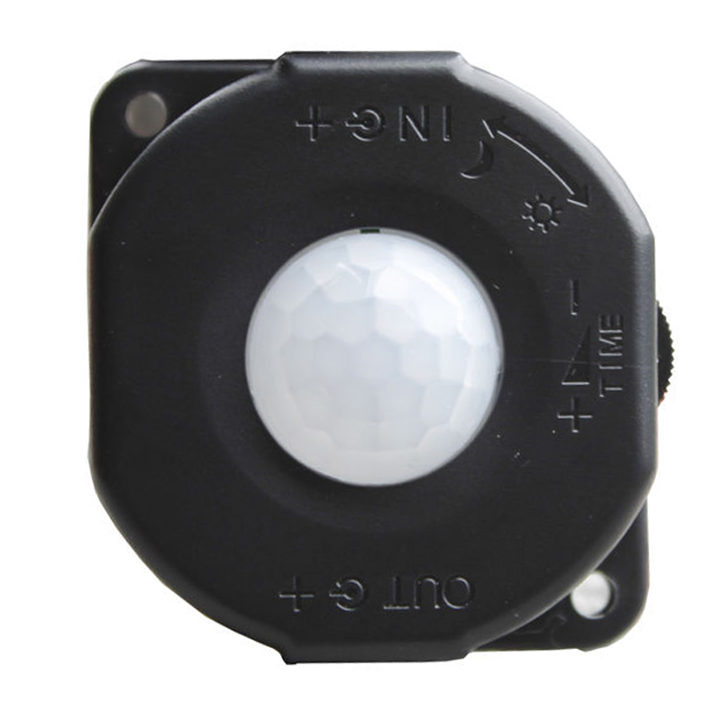все цены на Mayitr 6A Automatic Infrared PIR Motion Sensor Switch DC 12V 24V Detector Switching For LED light Lamp Strip black wihte