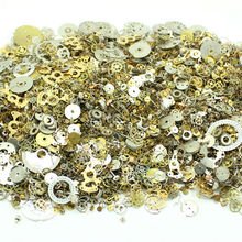Watch-Parts Wheel-Warhammer Steampunk Vintage Gears Pieces Mixed DIY DHL 500g/Lot