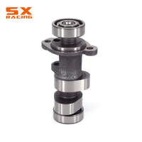 Cam Shaft Camshaft Main Gear For ZONGSHEN 77MM NC250 250cc KAYO T6 K6 BSE J5 RX3 ZS250GY 3 4 Valves Parts Pit Bike